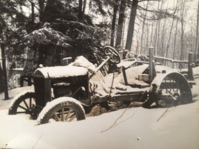 Pullford conversion in deep snow