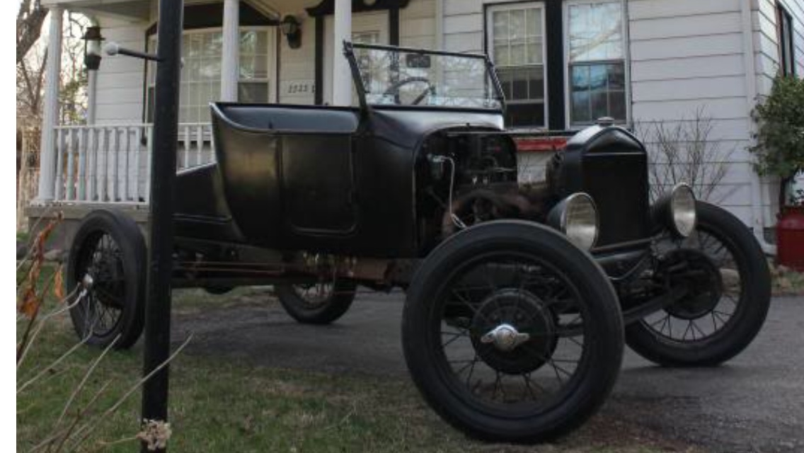 Model T Ford Forum: Looking for a cheap Model A frame.