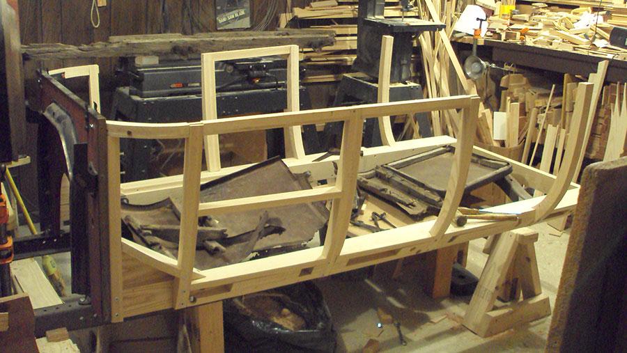 Model T Ford Forum Rich S 14 Progress The Wood