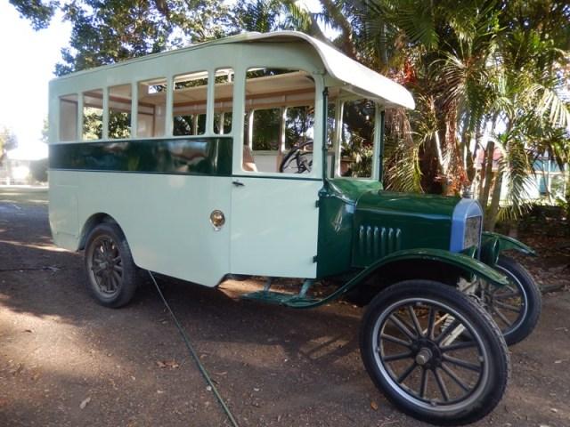 1921 Model TT motorhome