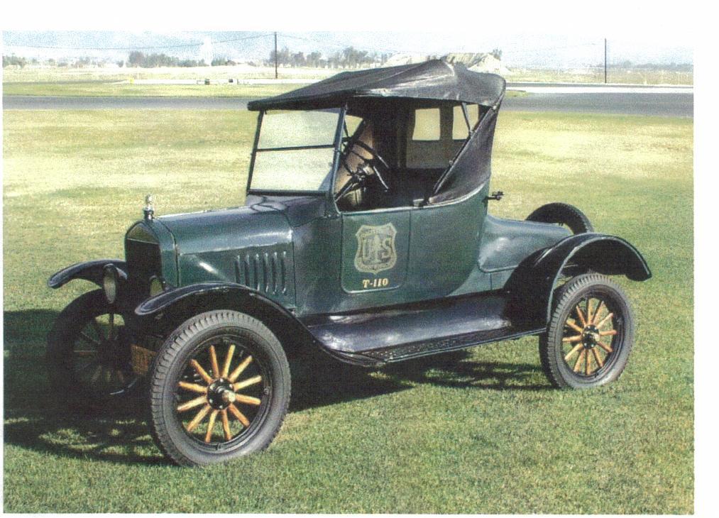 1924 Forest Patrol