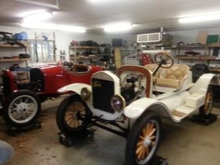2 1924 Model Ts