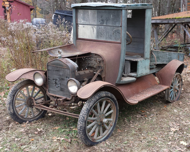 Model T - 1919?