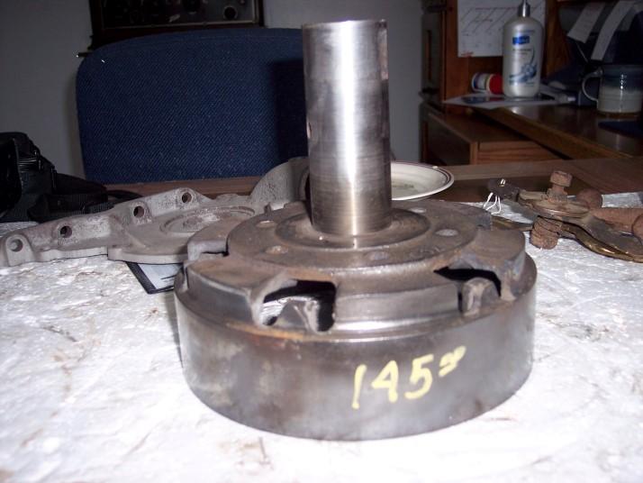 26 brake drum