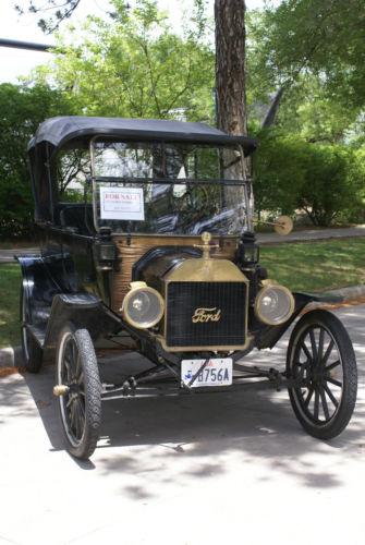 1914 touring