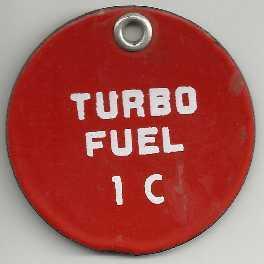 Turbo fuel tag