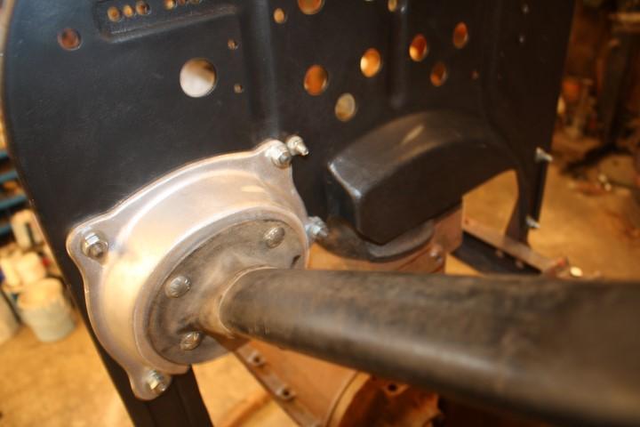 lowering plate