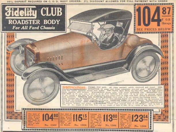 body ad