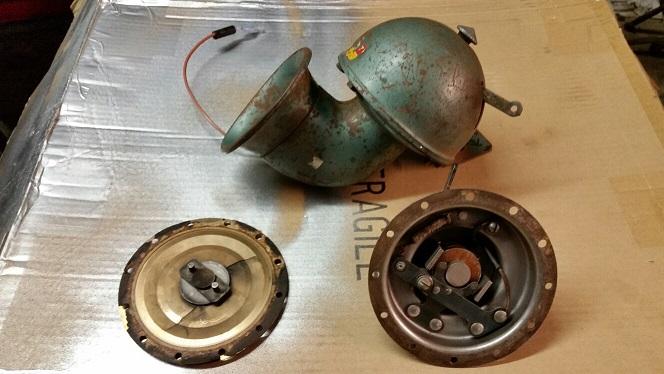 Bull Horn Repair