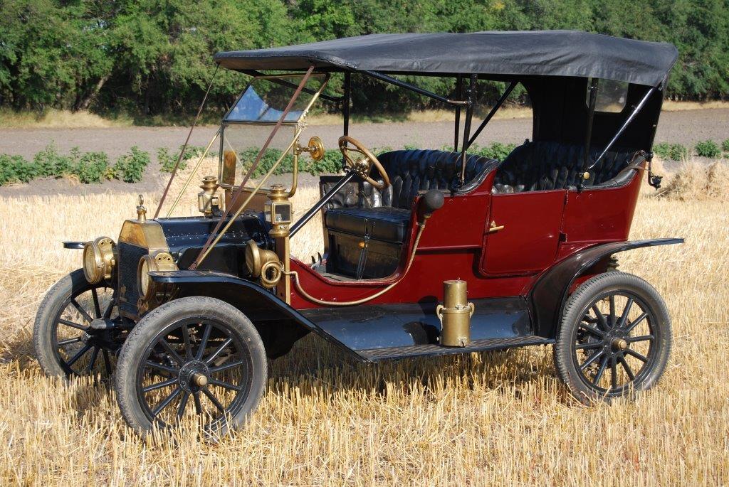 Dick's 1911 Touring