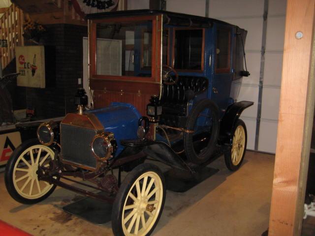 1913 Towncar