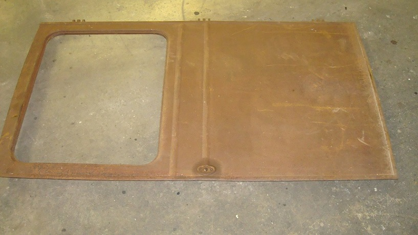 Model T Ford Forum: Molasses rust removal