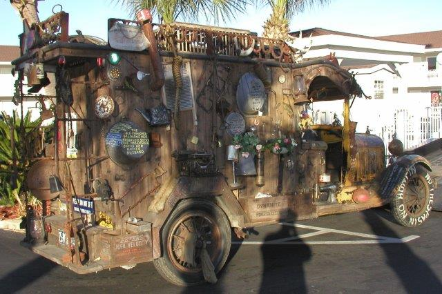 FL Art Car Show  2007