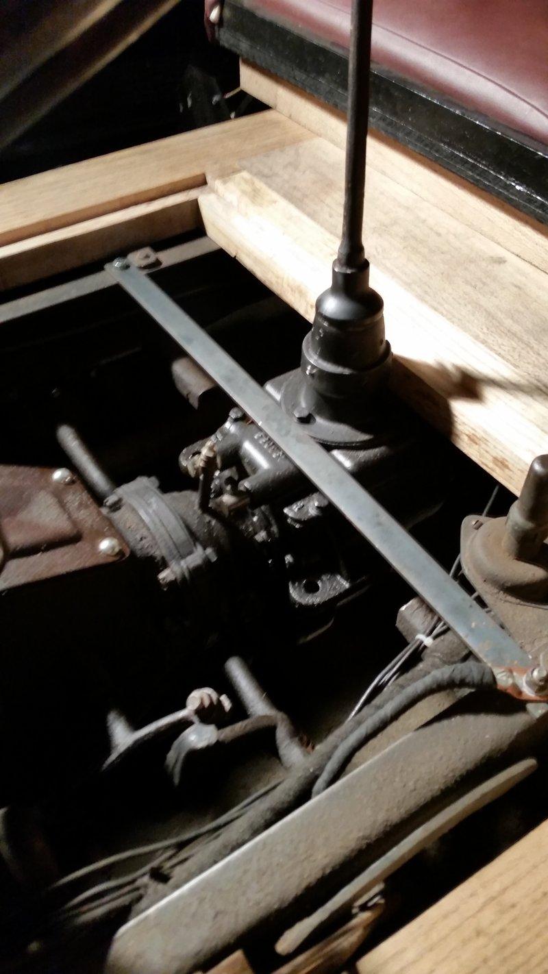 Speedster Transmission Front