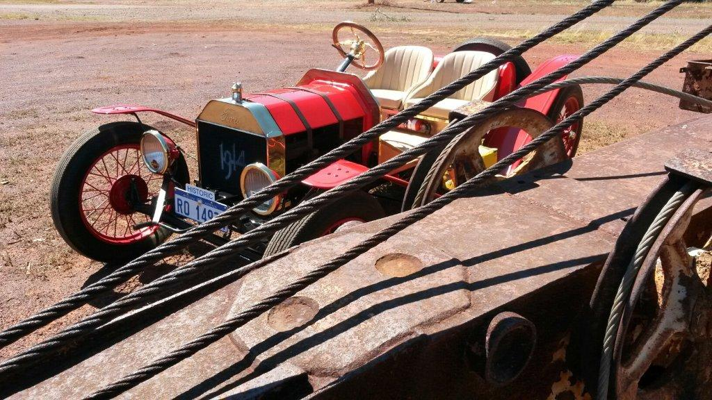 1914 model T speedster