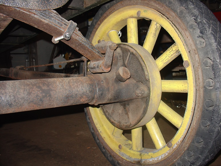 R R Wheel