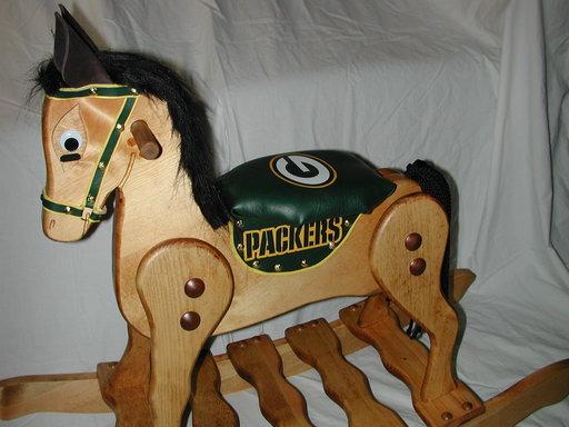 Grandkid's Rocking Horse