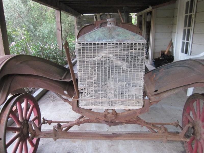 TT radiator