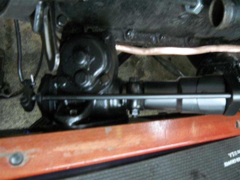 Steering Box '37 Ford into Ford T -006