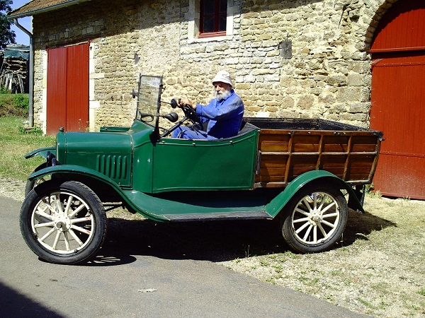 French T Camionette