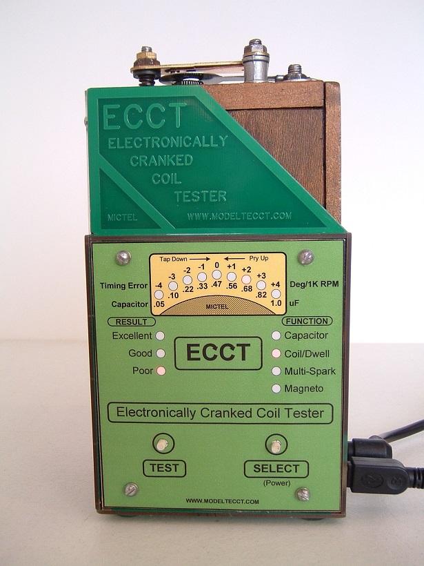 ECCT front view