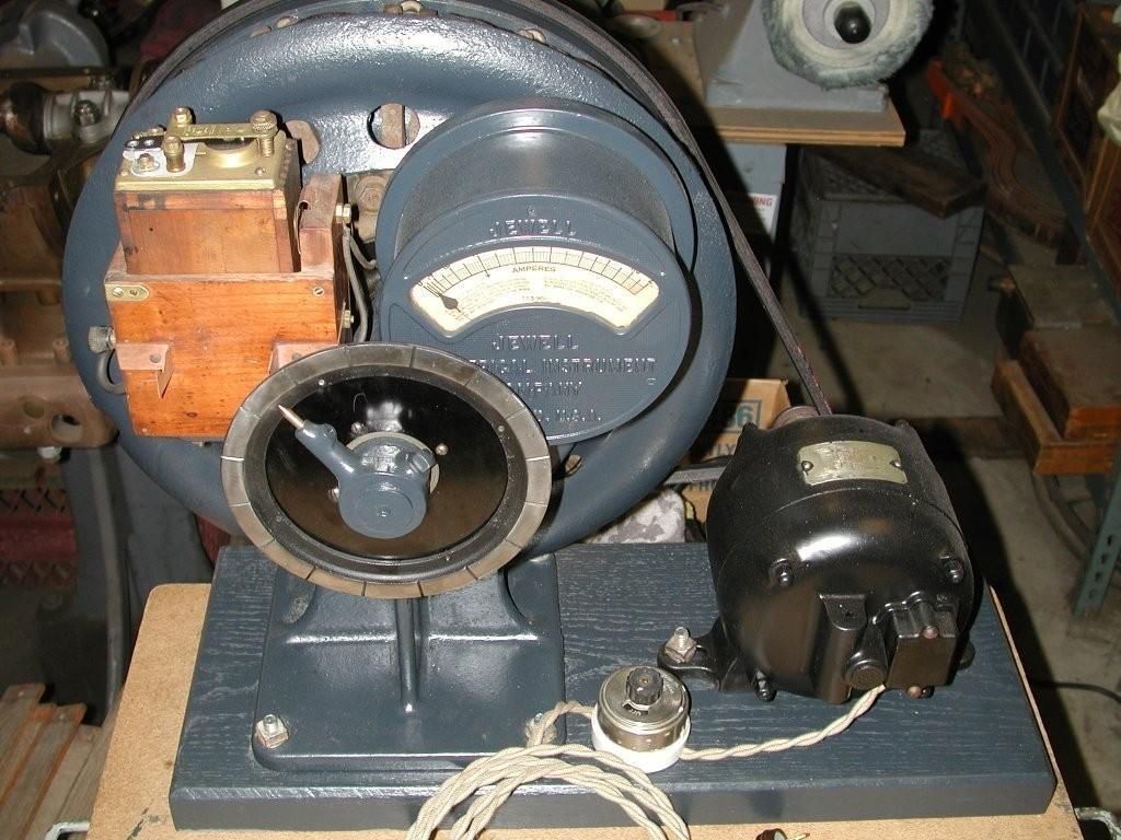 KRW Motor