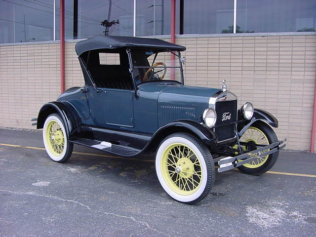 model t ford forum paint color 27 roadster blue