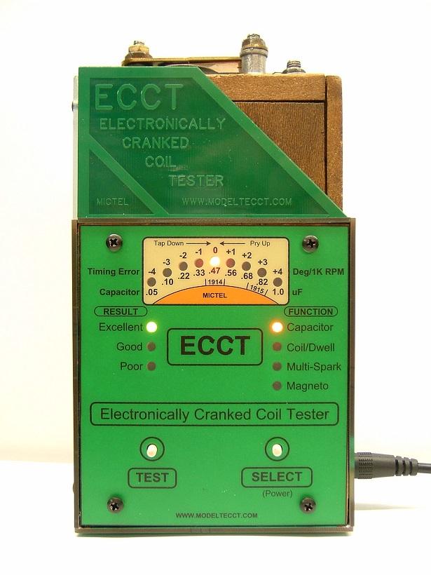 New ECCT Front Panel
