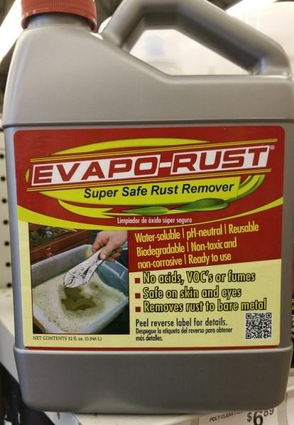 Evapo Rust 1