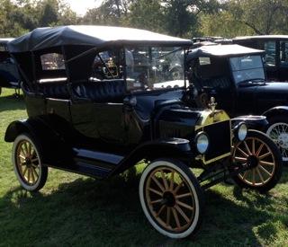1916 Touring