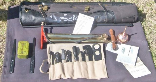 1911 Model T Tool Display