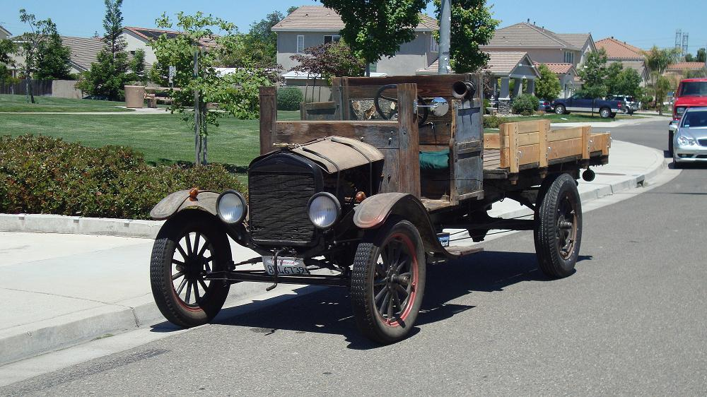 model T picture