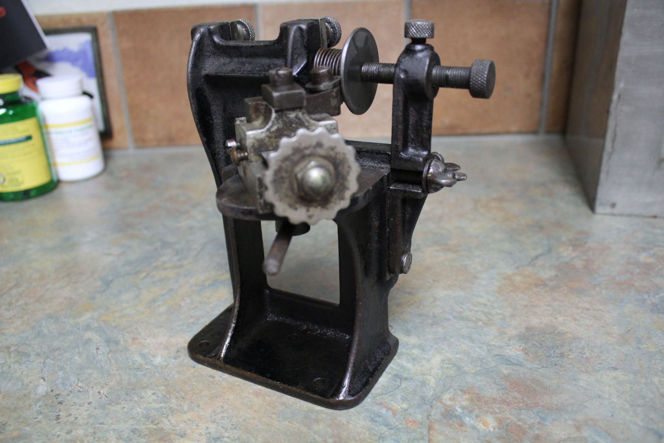 Model T Ford Forum: Valve cutting tool