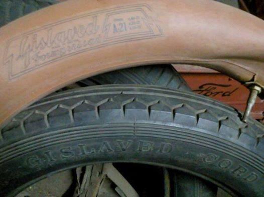 Gislaved tire 1