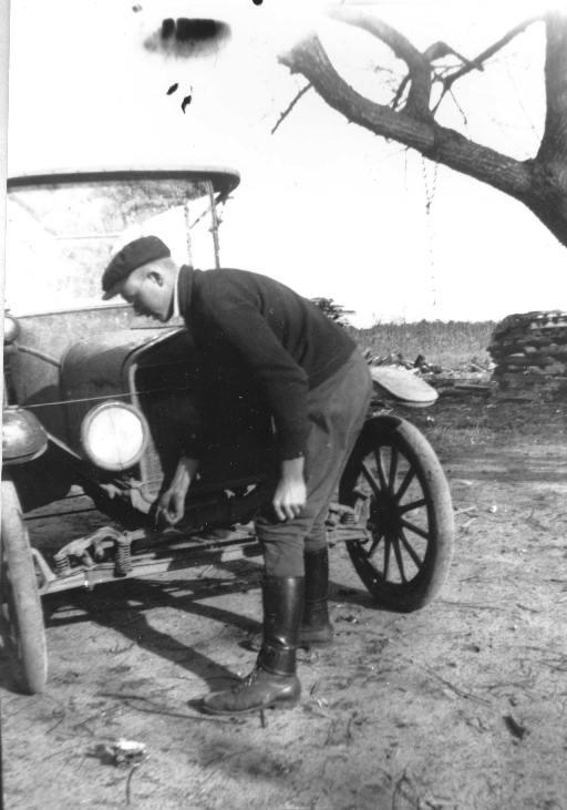 Ford Model Car