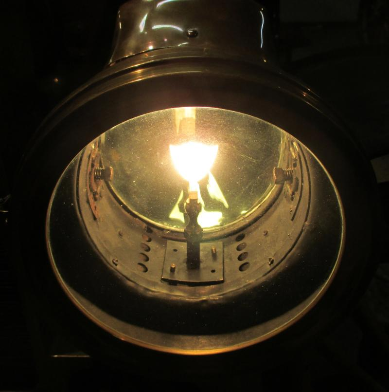 Carbide Car Headlights : Model t ford forum carbide lamps