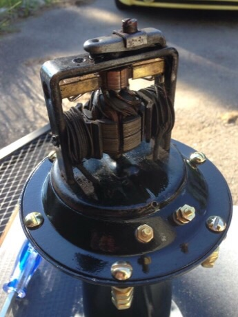 Model T Ford Forum: Rebuilding a Horn
