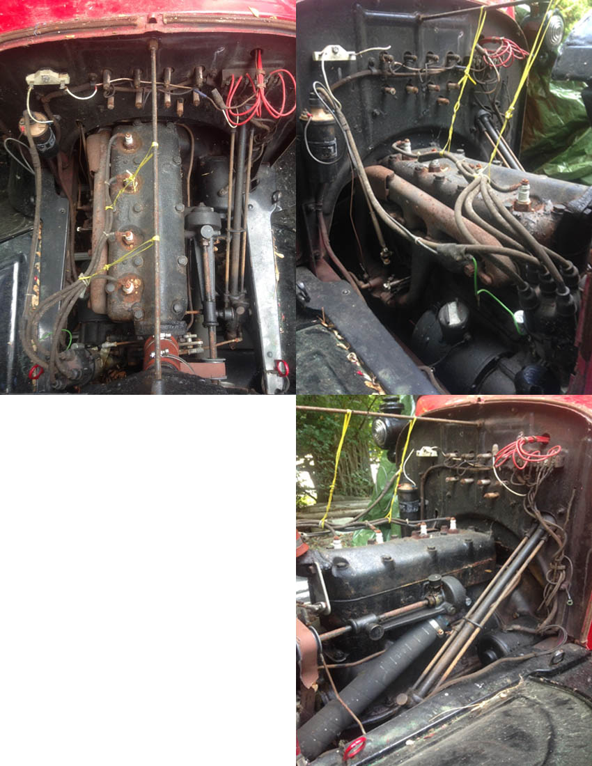 Model T Ford Forum Advice For New 1925 Model T Owner - Wiring Diagram
