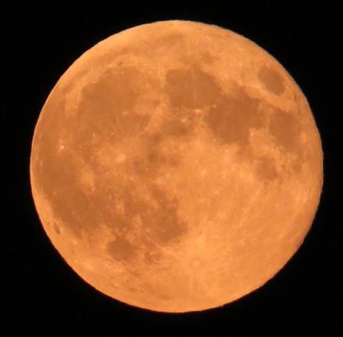 Smokey Moon