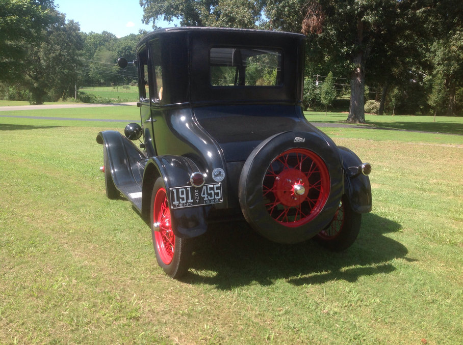 Model T Ford Forum: Which States Required Front License Plates in ...