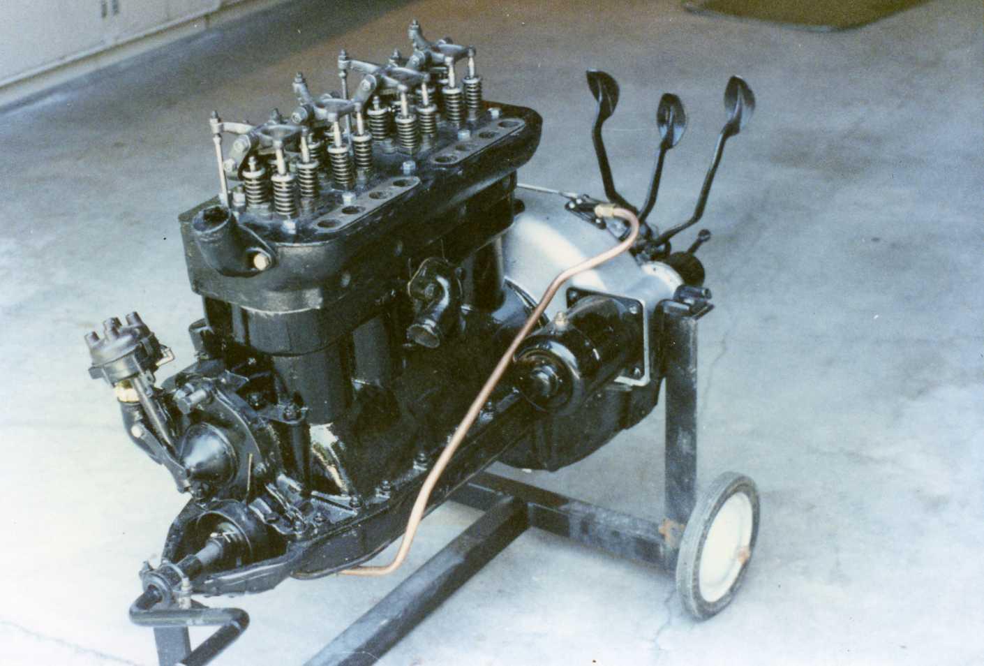 engine asembly