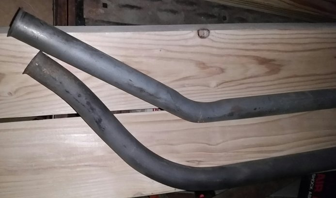 Model T Ford Forum: Looking for an Exhaust Pipe that Fits