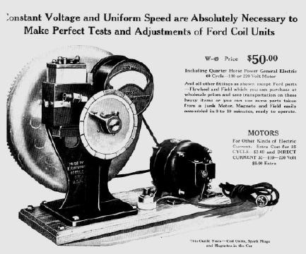 2 speed coil vibrator