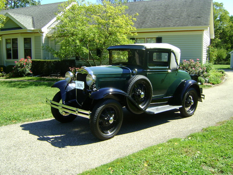 Model T Ford Forum: Lacquer Finishing