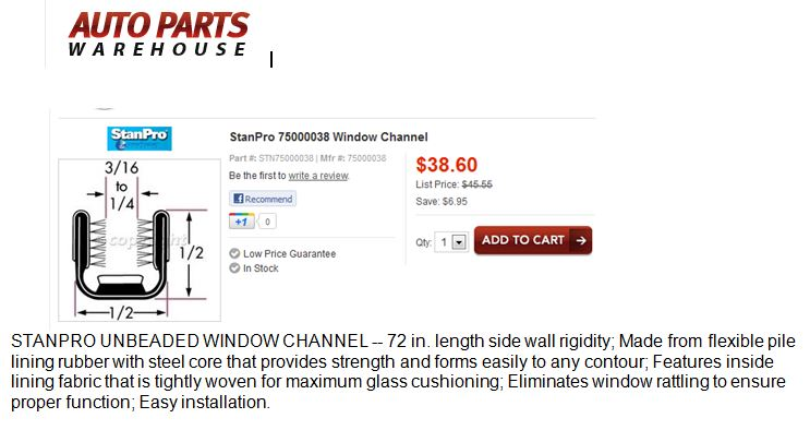 window channel