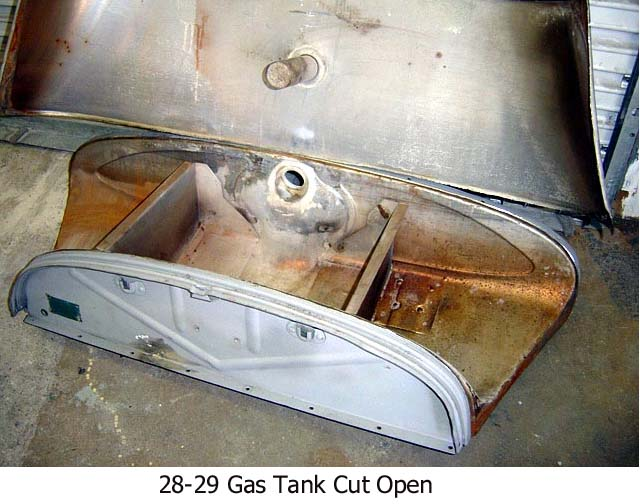 Model T Ford Forum Sealing A Gas Tank Hey Ray You