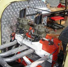 Model T Ford Forum Intake Manifold Fou Dual Throat