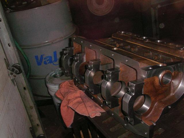 model t engine valve seats