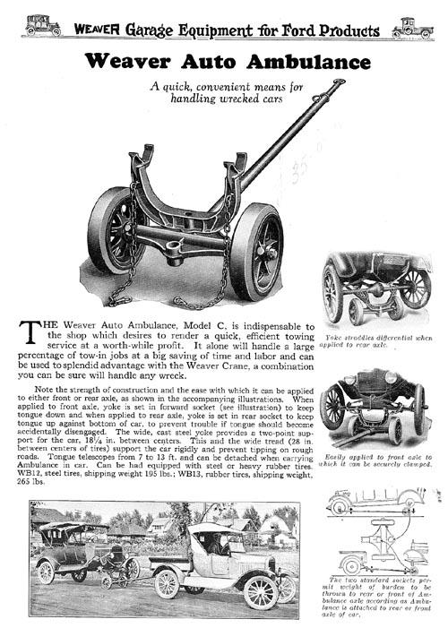 weaver auto