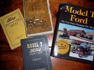 model t ford forum can you recommend a model t restoration book rh mtfca com Vehicle Owner's Manual 2005 Ford Freestar Owners Manual PDF